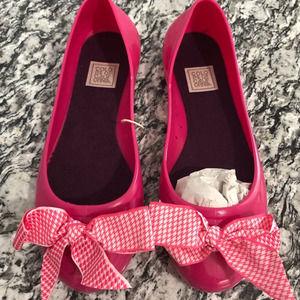 NIB - Fuchsia Little/Big Girl Ballet Flats